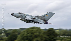 German Air Force Tornado at the Royal International Air Tattoo 2019 (JetPhotos.co.uk) Tags: airdisplay airshow aircraft bobsharples flying military raffairford riat royalinternationalairtattoo aviation wwwjetphotoscouk germanairforce luftwaffe tornado panavia bundeswehr sead suppressionofenemyairdefences multirolecombataircraft mrca multirolefighter ids interdictorstrike fighterbomber variablesweepwing