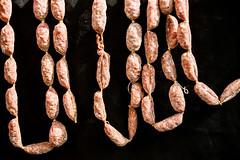 collane mangerecce (anna barbi) Tags: sfondonero collane salami
