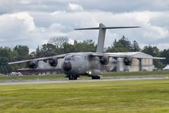 D5S_1136 (micro_lone_patriot) Tags: stewartinternationalairport red arrows royalairforce aerobaticteam ny raf airshow 2019 airbus a400m atlas
