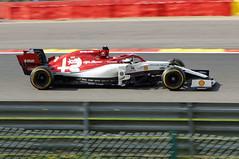 2019-09-01 077; Spa; Formel 1; Kimi Räikkönen (Joachim_Hofmann) Tags: formel1 spafrancorchamps groserpreisvonbelgien2019 grandprixvonbelgien2019 kimiräikkönen alfaromeoracing alfaromeoracingc38 ferrari064