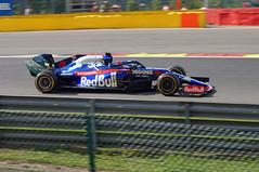 2019-09-01 071; Spa; Formel 1; Daniil Kwjat (Joachim_Hofmann) Tags: formel1 spafrancorchamps groserpreisvonbelgien2019 grandprixvonbelgien2019 daniilkwjat redbulltororossohonda scuderiatororossostr14 hondara619h