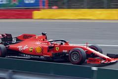 2019-09-01 054; Spa; Formel 1; Sebastian Vettel (Joachim_Hofmann) Tags: formel1 spafrancorchamps groserpreisvonbelgien2019 grandprixvonbelgien2019 sebastianvettel scuderiaferrari ferrarisf90 ferrari064