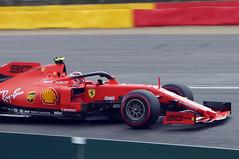 2019-09-01 053; Spa; Formel 1; Charles Leclerc (Joachim_Hofmann) Tags: formel1 spafrancorchamps groserpreisvonbelgien2019 grandprixvonbelgien2019 charlesleclerc scuderiaferrari ferrarisf90 ferrari064