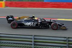 2019-09-01 042; Spa; Formel 1; Romain Grosjean (Joachim_Hofmann) Tags: formel1 spafrancorchamps groserpreisvonbelgien2019 grandprixvonbelgien2019 kevinmagnussen richenergyhaasf1team haasvf19 ferrari064
