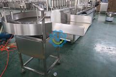 Bottle Turntable (Uniwell Machinery Co.,Ltd.) Tags: cosmetic pharmaceutical plasticbottle glassbottle fillingmachine fillingline