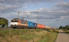 1828 + Cabooter (RailWorx) Tags: railwaysofeurope railbarons railspotter rail railways freight freighttrain cargo cargospotter