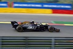 2019-09-01 087; Spa; Formel 1; Romain Grosjean (Joachim_Hofmann) Tags: formel1 spafrancorchamps groserpreisvonbelgien2019 grandprixvonbelgien2019 kevinmagnussen richenergyhaasf1team haasvf19 ferrari064