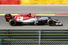 2019-09-01 078; Spa; Formel 1; Kimi Räikkönen (Joachim_Hofmann) Tags: formel1 spafrancorchamps groserpreisvonbelgien2019 grandprixvonbelgien2019 kimiräikkönen alfaromeoracing alfaromeoracingc38 ferrari064