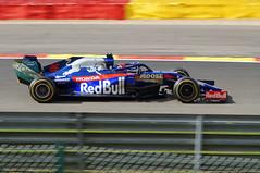 2019-09-01 072; Spa; Formel 1; Daniil Kwjat (Joachim_Hofmann) Tags: formel1 spafrancorchamps groserpreisvonbelgien2019 grandprixvonbelgien2019 daniilkwjat redbulltororossohonda scuderiatororossostr14 hondara619h