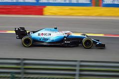2019-09-01 066; Spa; Formel 1; George Russell (Joachim_Hofmann) Tags: formel1 spafrancorchamps groserpreisvonbelgien2019 grandprixvonbelgien2019 georgerussell rokitwilliamsracing williamsfw42 mercedesamgf1m10eqpower