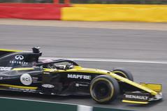 2019-09-01 061; Spa; Formel 1; Daniel Ricciardo (Joachim_Hofmann) Tags: formel1 spafrancorchamps groserpreisvonbelgien2019 grandprixvonbelgien2019 danielricciardo renaultf1team renaultrs19 renaultetech19