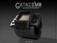 Catacomb WIP (Inner Demons) Tags: catacomb mancave sl secondlife original mesh 3d exclusive event wip