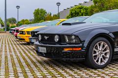 Mustang day (Miguel Ángel Prieto Ciudad) Tags: ford mirrorless motorshow mustang car coche cars auto automobile automotive alpha3000 usa automotivephotography emount chanoe sonyalpha sportcar s