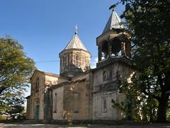 ქუთაისი / Kutaissi, St. Giorgi Church (liakada-web) Tags: d7500 ge georgien kutaisi kutaissi nikon nikond7500 sakartwelo imeretien საქართველო ქუთაისი panorama stitched