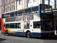 Stagecoach TransBus Trident (TransBus ALX400) 18151 PX04 DPE (Alex S. Transport Photography) Tags: bus outdoor road vehicle stagecoach stagecoachmidlandred stagecoachmidlands unusual alx400 alexanderalx400 dennistrident trident transbustrident transbusalx400 route15 18151 px04dpe