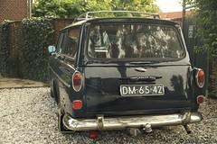 1965 Volvo Amazon Combi (NielsdeWit) Tags: nielsdewit car vehicle special dm6542 volvo amazon combi kombi p220 s 1965 harmelen