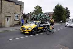 Tour of Britain (SD Images) Tags: tourofbritain bolton teamjumbovisma mercedesbenz professionalcycling