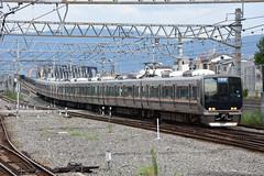 JR-West 321-14 (D14), Hanaten (Howard_Pulling) Tags: 321 321series osaka japan japanese train zug bahn