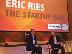 Eric Ries - The Startup Way (Steve Nimmons | Author) Tags: ericries entrepreneur innovation innovator leanstartup startup business entrepreneurship success booklaunch thestartupway siliconvalley tech techcompanies techstartup