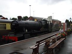GWR 7800 Class 7812 Erlestoke Manor at Seven Valley Railway. (markrpritchard) Tags: gwr 7800 class 7812 erlestoke manor seven valley railway grate western steam loco locomotive train engine 460