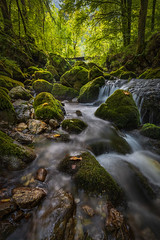 My place (BorRojnik) Tags: cascade water waterfall green peace tranquility