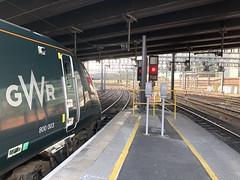 800003, London Paddington (looper23) Tags: class 800 gwr railway train azuma september 2019