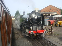 Peppercorn Class A1 60163 Tornado. (markrpritchard) Tags: tornado 60163 british rail br scr severn valley railway peppercorn class a1 steam loco locomotive train 462