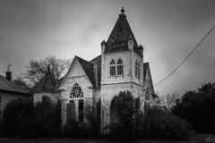 Central Christian Church - Bartlett, Texas (lonestarbackroads) Tags: