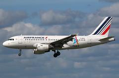 Air France | A319-100 | F-GRXL | HAM | 14.09.2019 (Norbert.Schmidt) Tags: fgrxl paris2024 paris ham airfrance a319100 a319 airbus hamburgairport