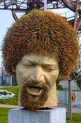 Luke Kelly (rickybon) Tags: luke kelly dublin statue sculpture riccardobonelli pentaxk5 pentaxflickraward pentaxart pentax k5