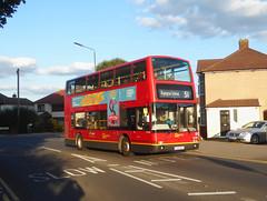 GAL PVL284 - PJ02RCU - OSF - HOOK LANE WELLING - SUN 8TH SEPT 2019 (Bexleybus) Tags: goahead go ahead london tfl route kent welling 51 hook lane plaxton president volvo b7tl pvl284 pj02rcu londons last pvl