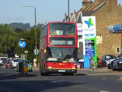 GAL PVL284 - PJ02RCU - CROOK LOG WELLING - SUN 8TH SEPT 2019 (Bexleybus) Tags: goahead go ahead london tfl route kent welling crook log 486 plaxton president volvo b7tl pvl284 pj02rcu londons last pvl