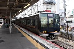 JR-West 321-12 (D12), Hanaten (Howard_Pulling) Tags: 321 321series jr jrwest osaka japan japanese rail train zug bahn