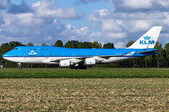 KLM Royal Dutch Airlines Boeing 747-406 (PH-BFB) (Yoshioka_Photography) Tags: klm 747406 amsterdam schiphol phbfb boeing747 ams eham