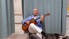 Jim (twm1340) Tags: 2019 vvmc verdevalley medical center hospital er emergency room care guitar guitarist player musician
