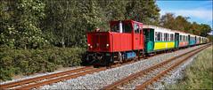 Kleinbahn-4503 (hans der insulaner) Tags: eisenbahn bahn train lok diesellok lokomotive schmalspurbahn diesellokomotive
