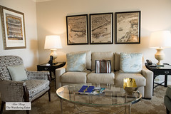 Living room area of my bedroom suite (thewanderingeater) Tags: windsorcourthotel neworleans centralbusinessdistrict louisiana luxuryhotel luxuryboutiquehotel