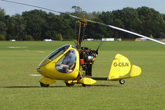 G-CBJN RAF 2000 GTX-SE cn PFA G 13-1335 Sywell 01Sep19 (kerrydavidtaylor) Tags: orm egbk sywellaerodrome northamptonshire gyrocopter autogyro rotaryairforce