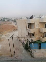 Uitzicht hotel in Madaba