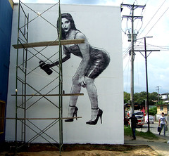 Abella Danger (Tenazadrine Boy) Tags: abella danger pornstar porn star porno estrella sexy gil hot big woman tits ass graffiti streetart street art empty boy emptyboy quindio armenia colombia