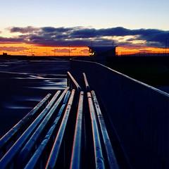 No crowd control needed (Seldon,) Tags: utata:project=tw699 seldonscott sunset morecambe