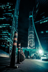 Straight up (vasic.vaskee) Tags: moscow moscowcity moody neon light