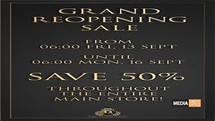 DICTATORSHOP GRAND REOPENING BLOW OUT 50% OFF SALE (Media-SL) Tags: dictatorshop grand reopening blow out 50 off sale secondlife slblogging secondlifeblog slblog slphotography slblogger slavatar slfashion secondlifeavatar fashion fashionblog fashionblogging fashionista sexy slevent secondlifeevent slevents virtual virtualavatar amias vision lingerie