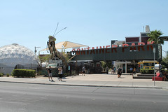 Downtown Container Park (Flint Foto Factory) Tags: las vegas nevada henderson county urban city late summer september 2019 downtown vacation holiday fremont street container park 707 fremontst commerce shopping sculpture art praying mantis