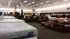 "Headed ""N"" (Retail Retell) Tags: overstock furniture mattress temporary retailer former booksamillion southaven towne center ms desoto county retail mall joe muggs café"