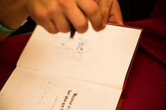 BD Jonathan Bousmar (saigneurdeguerre) Tags: canon eos 5d mark iii 3 europe europa belgique belgië belgium belgien belgica bruxelles brussel brussels brüssel bruxelas ponte antonioponte aponte ponteantonio saigneurdeguerre fetedelabd 14septembre2019 dessinateur