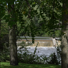 IMG_6992-DPP_SQUARE (OldOnliner) Tags: beckmanmill dam flooding