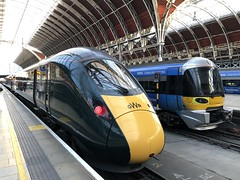 800301, London Paddington (looper23) Tags: class 800 gwr railway train azuma september 2019