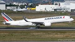 Air France A350-941 msn 331 (dn280tls) Tags: air france a350941 msn 331 fwzfn fhtya a350 af350