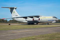 Ukraine Air Force IL-76MD 76683 (wapo84) Tags: ukrainianarmedforces ebbl il76 76683 ukraineairforce brogel keebee ilyushin oleksandrbielyi